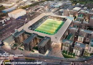 Wimbledon Stadium Development